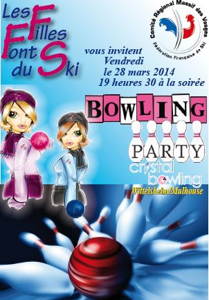 Bowling Party 2014