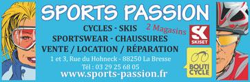 Sports-passion 88250 La Bresse partenaire 2014 du CRMVS